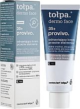Kup Odnawiający krem przeciw starzeniu na noc - Tołpa Provivo 35+ Renewing Night Anti-Age Cream