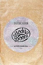 Kup Peeling do ciała z aktywnym węglem - BodyBoom Active Charcoal Coffee Scrub