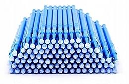 Kup Mikroszczoteczki do przedłużania i usuwania rzęs, niebieskie - Deni Carte