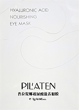 Kup PRZECENA! Regenerująca maska do skóry wokół oczu - Pilaten Hyaluronic Acid Nourishing Eye Mask *