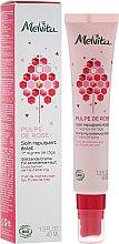 Kup Rozświetlający krem przeciw pierwszym oznakom starzenia - Melvita Pulpe de Rose Plumping Radiance Cream