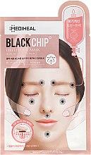 Kup Przeciwzmarszczkowa maska na tkaninie do twarzy - Mediheal Black Chip Circle Point Mask