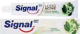 Kup Pasta do zębów chroniąca dziąsła - Signal Long Active Natural Elements