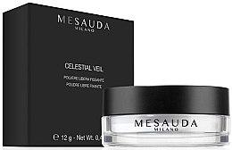 Kup Utrwalający sypki puder do twarzy - Mesauda Milano Celestial Veil Fix Powder