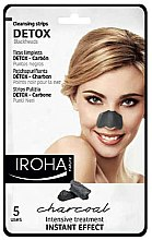 Kup Plastry na nos - Iroha Nature Detox Cleansing Strips Charcoal