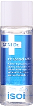 Zestaw - Isoi Acni Dr. Trial Kit (tonic/30ml + gel/cr/7ml + ser/3ml + gel/7x1.3ml) — фото N2