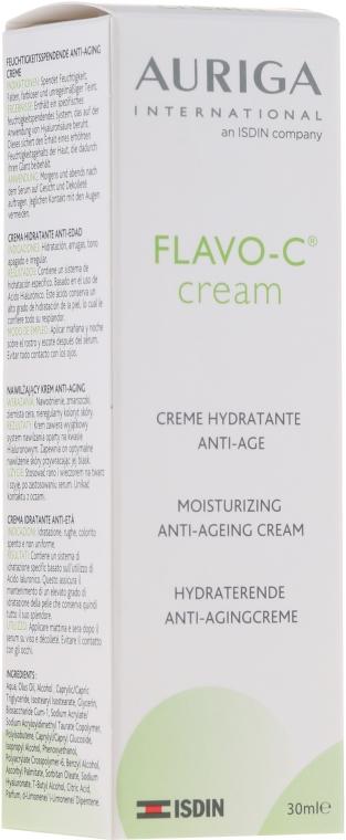 Nawilżający krem anti-ageing - Auriga Flavo-C Moisturizing Anti-Age Cream — фото N1