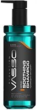 Kup Detoksykujący szampon do włosów - Vasso Professional Shooting Hair Shampoo Dermo