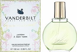 Gloria Vanderbilt Jardin A New York - Woda perfumowana — фото N2