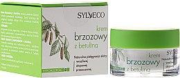 Kup Hipoalergiczny krem brzozowy z betuliną - Sylveco