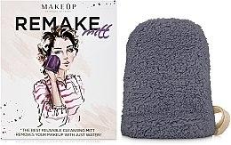 Kup Szara rękawiczka do demakijażu ReMake (15 x 12 cm) - Makeup