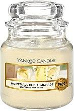 Kup Świeca zapachowa - Yankee Candle Homemade Herb Lemonade