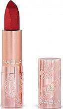 Kup Matowa szminka do ust - Nabla Cult Matte Soft Touch Lipstick