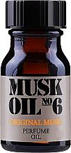 Kup Perfumowany olejek o zapachu piżma - Gosh Musk Oil No.6 Perfume Oil