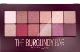 Kup Paleta cieni do powiek - Maybelline The Burgundy Bar Palette