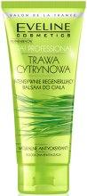 Kup Intensywnie regenerujący balsam do ciała Trawa cytrynowa - Eveline Cosmetics Spa! Professional