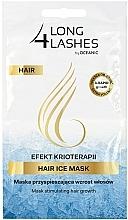 Kup Maska przyspieszająca wzrost włosów - Long4Lashes Hair Efekt Krioterapii