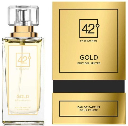 42° by Beauty More Gold Edition Limitée - Woda perfumowana