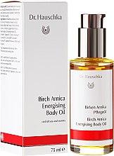 Kup Energizujący olejek do ciała Brzoza i arnika - Dr. Hauschka Birch Arnica Energising Body Oil