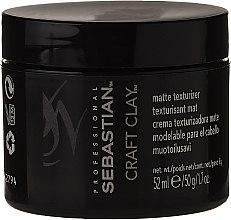 Kup Modelująca glinka z matującym efektem - Sebastian Professional Form Craft Clay Remoldable-Matte