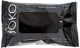 Kup Micelarne chusteczki do twarzy z węglem aktywnym - Joko Micellar