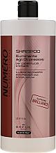 Szampon do włosów z olejem Macassar i keratyną - Brelil Numero Hair Professional Beauty Macassar Oil Shampoo — фото N3