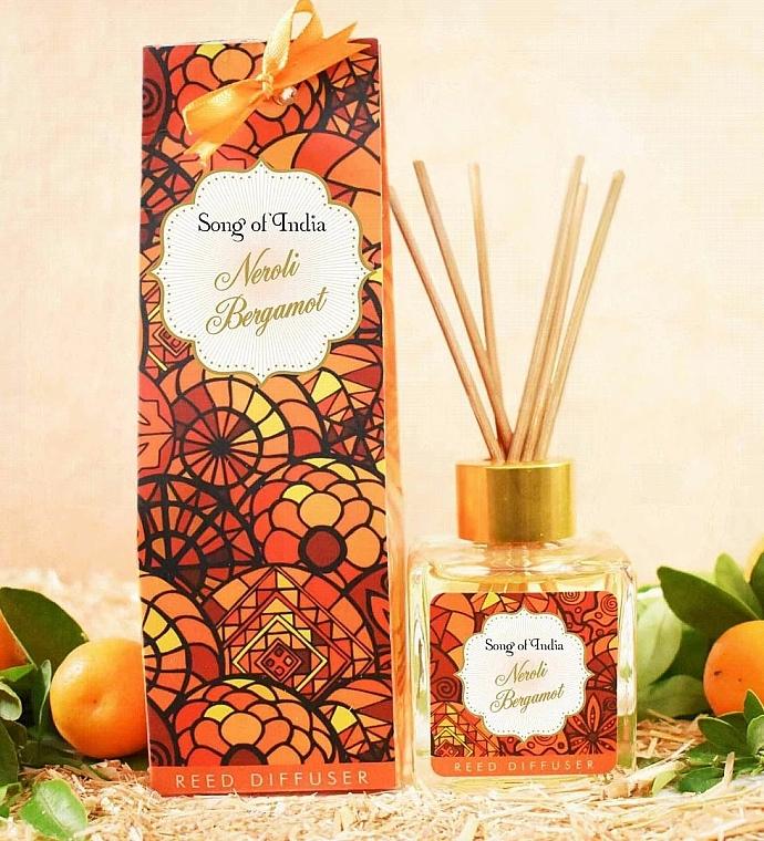 Dyfuzor zapachowy Neroli i bergamotka - Song of India — фото N5
