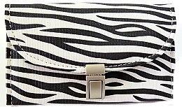 Kup Zestaw do manicure, 5 elementów, Zebra - Surgana