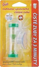 Kup Timer do odmierzania czasu mycia zębów, zielony - VitalCare White Pearl Smile Indicator Proper Toothbrushing