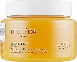 Kup Balsam do ciała z ekstraktem z jaśminu dający efekt relaksu i ukojenia - Decleor Relax Therapy Jasmin Stress And Fatigue Relieving Body Balm