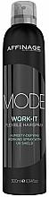Kup Elastyczny lakier do włosów - Affinage Salon Professional Mode Work It Flexible Hairspray
