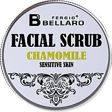 Kup Rumiankowy peeling do twarzy - Fergio Bellaro Facial Scrub Chamomile