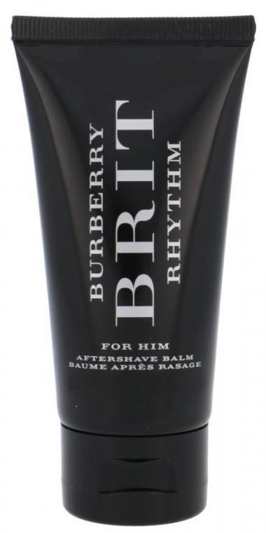 Burberry Brit For Him - Perfumowany balsam po goleniu — фото N1