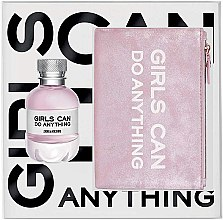 Kup Zadig & Voltaire Girls Can Do Anything - Zestaw (edp 50 ml + bag)