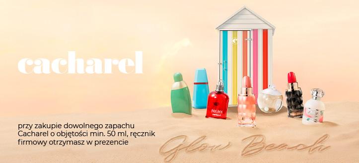 Kup dowolny zapach Cacharel o objętości min. 50 ml, a ręcznik firmowy otrzymasz w prezencie.