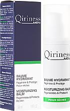 Kup PRZECENA! Nawilżający balsam do twarzy do skóry suchej dla mężczyzn - Qiriness Men Moisturizing Balm *