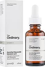 Kup Rozjaśniające serum do twarzy z witaminą C - The Ordinary Ascorbyl Glucoside Solution 12%
