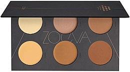 Kup Kremowa paletka do konturowania - Zoeva Cream Contour Spectrum Palette