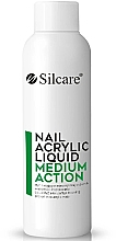 Kup Płyn akrylowy do paznokci - Silcare Nail Acrylic Liquid Standart Medium Action