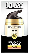 Kup Krem BB do twarzy - Olay Total Effects BB Cream SPF15