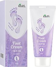 Kup Lawendowy kojący krem do stóp - Ekel Foot Cream