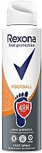 Kup Odświeżający spray do stóp - Rexona Football Spray