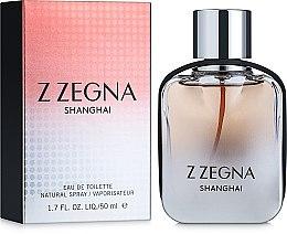 Kup Ermenegildo Zegna Z Zegna Shanghai - Woda toaletowa