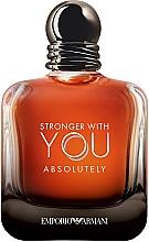 Kup Giorgio Armani Emporio Armani Stronger With You Absolutely - Perfumy