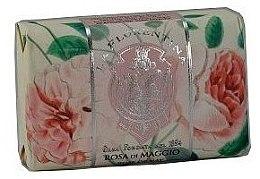 Kup Mydło w kostce Róża majowa - La Florentina Rose of May Bath Soap