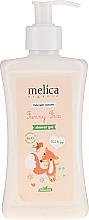 Kup Żel pod prysznic dla niemowląt - Melica Organic Funny Fox Shower Gel