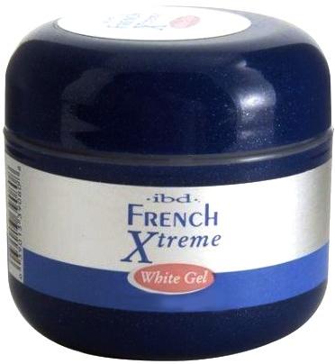 Biały żel budujący do paznokci - IBD French Xtreme Gel White — фото N2