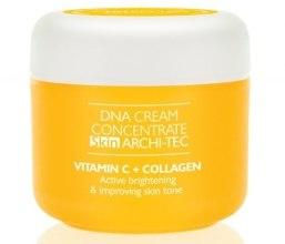 Kup Skoncentrowany krem na twarz, szyję i dekolt Witamina C i kolagen - Dermo Pharma DNA Cream Concentrate Skin Archi-Tec Vitamin C + Collagen
