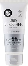 Kup Drobnoziarnisty peeling do twarzy Bazylia i lukrecja - Clochee Cleansing Fine Facial Peel