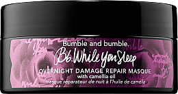 Kup Nocne regenerująca maska do włosów - Bumble and bumble While You Sleep Overnight Damage Repair Masque